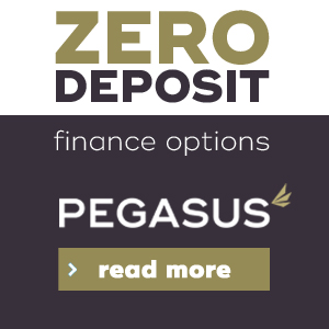 Pegasus finance options