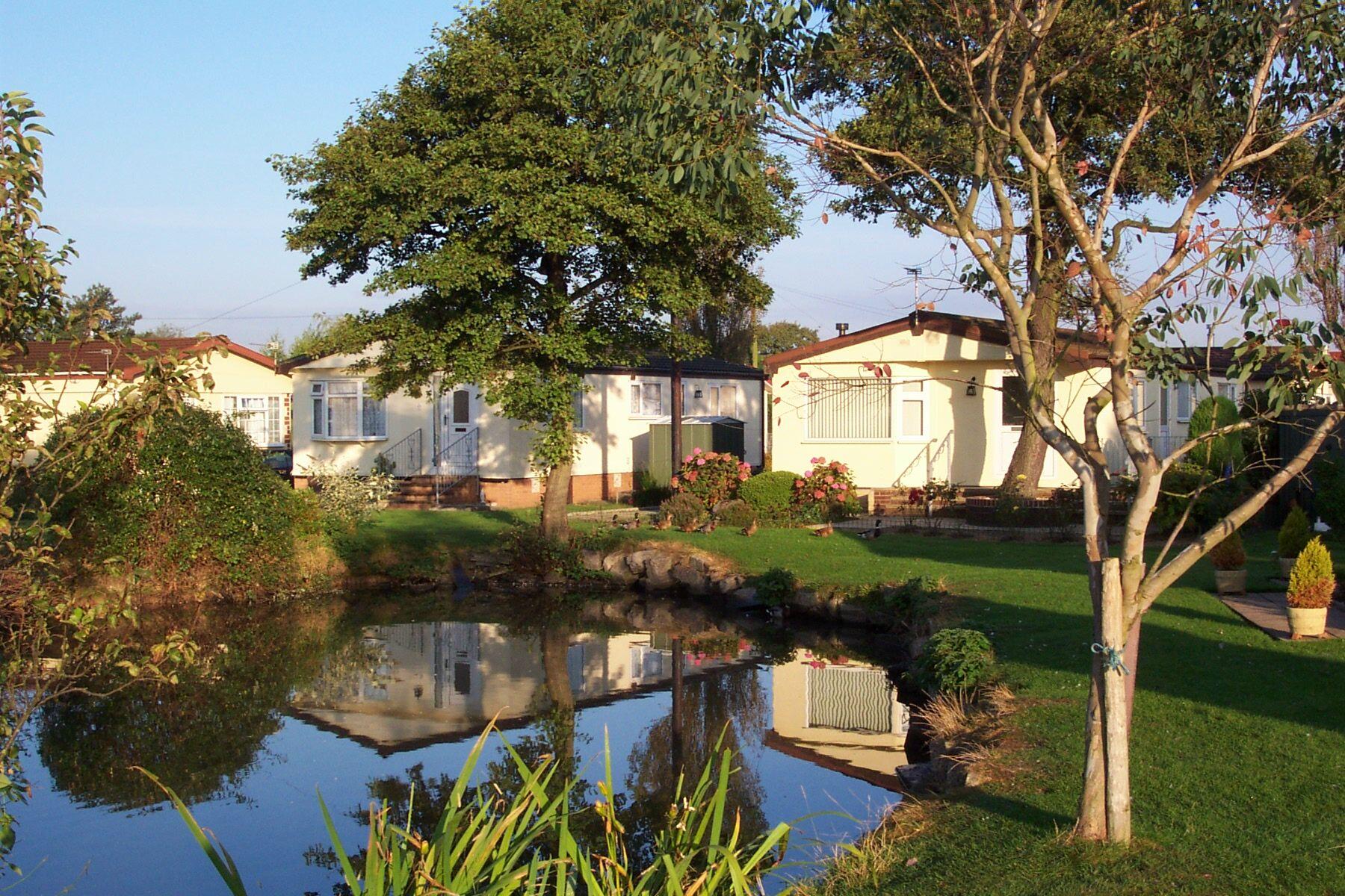 Wyre Vale Pond