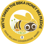 Bee Pledge logo