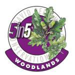 Woodlands badge